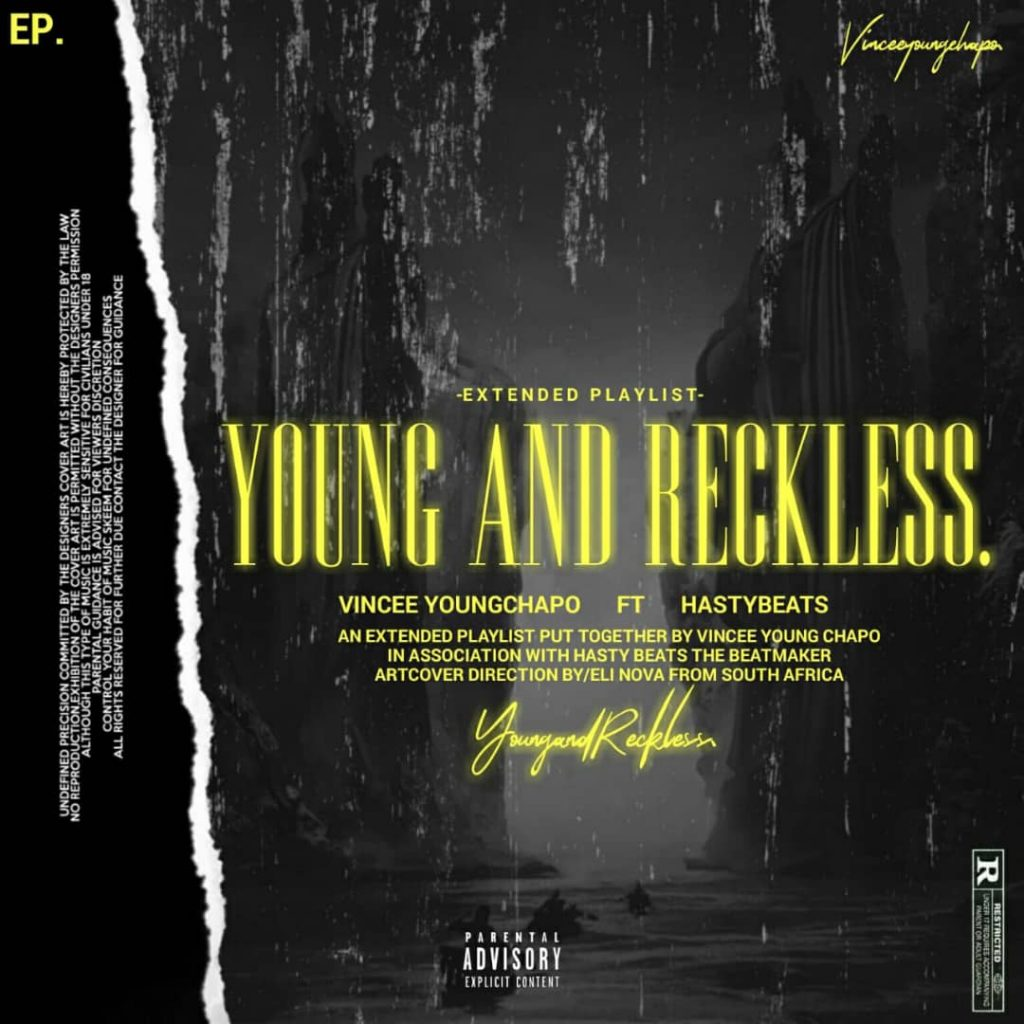 NEW ALBUM: VINCEE _-_YOUNG & RECKLESS #Arewapublisize